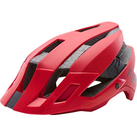 Fox Flux Helmet Herren bright red